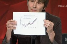 Brian Cox Confused On More Than Global Temperatures