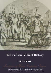 Liberalism: A Short History by Richard Allsop