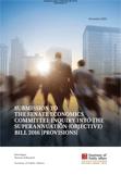 Dec 22 superannuation submission