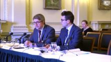 Highlights: The IPA's Facebook Live coverage of Dr Chris Berg and Simon Breheny