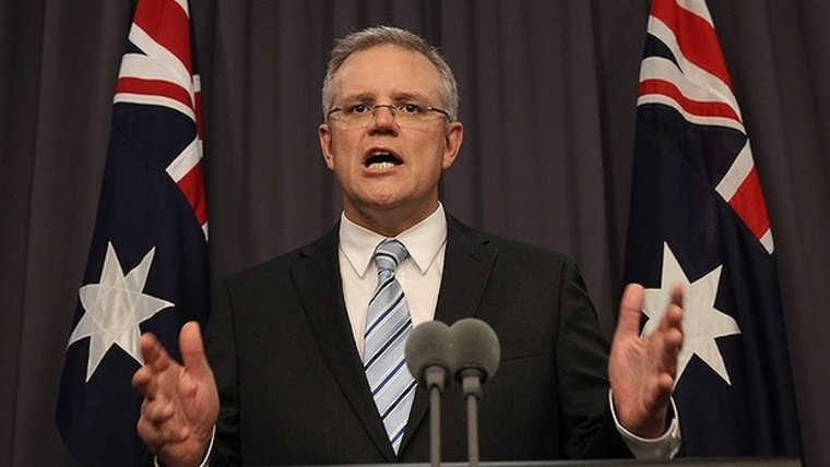 Scott Morrison's Politics Must Have Some Policy