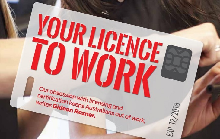 Your License To Work