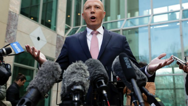 Peter Dutton Will Not Solve The Existential Crisis Of The Liberal Party