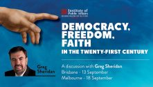 Democracy, Freedom, Faith in the 21st Century: An IPA Discussion