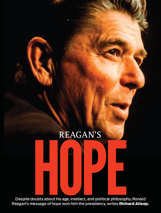 Reagan's Hope