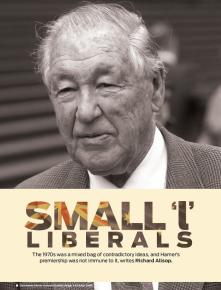 Small 'l' Liberals