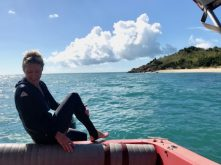 Smashed by Debbie – Middle Island Corals