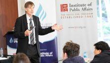 IPA Academy – Gary Wolfram on the free market, pencils & hotdogs