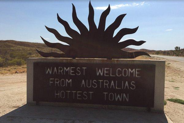 Warming Marble Bar