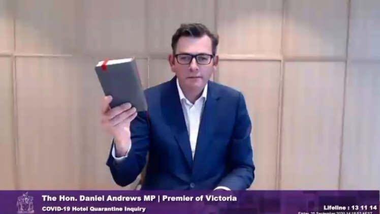 Daniel Andrews' Lockdowns Create Two Victorias