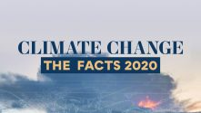 Media Release: New Book – Climate Change: The Facts 2020