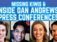 The Young IPA Podcast 190: Missing Kiwis & Inside Dan Andrews' Press Conferences