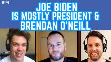 The Young IPA Podcast 193: Joe Biden Is Mostly President & Brendan O'Neill