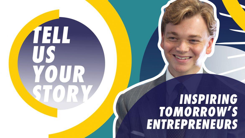 Tell Us Your Story Episode 3: Chris Aylward